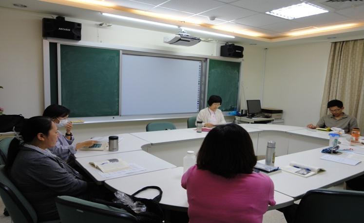 1401A研究生自我導向學習室