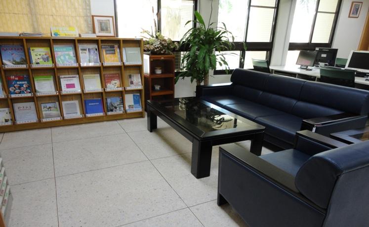 1401B研究生自我導向學習室