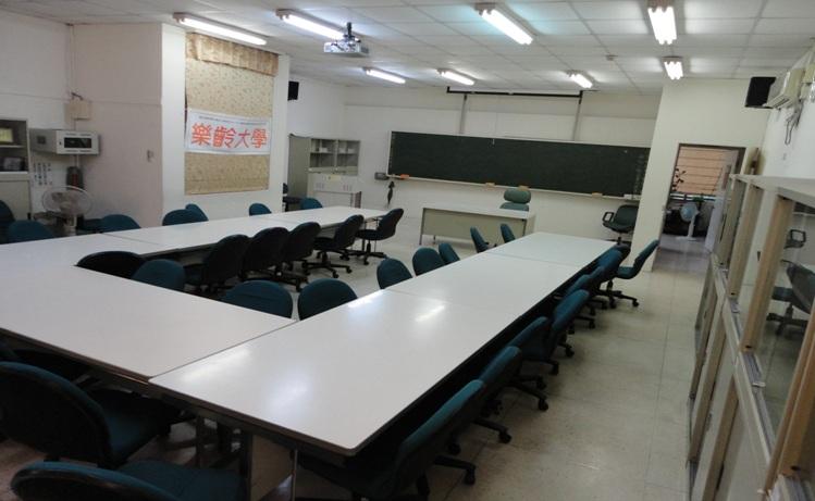 1508B成人學習多功能教室